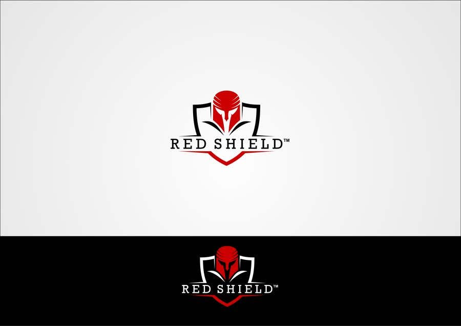 Entry 19 By Mille84 For Red Shield Logo Freelancer