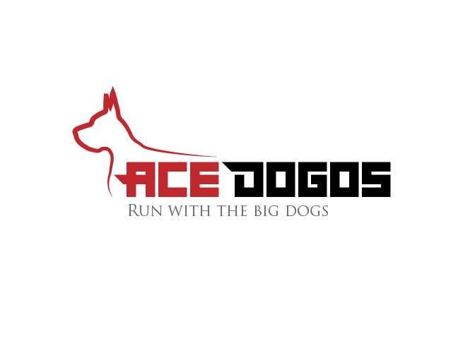 """Intrarea #24 pentru concursul """"Design a Logo for dog breeder"""""""