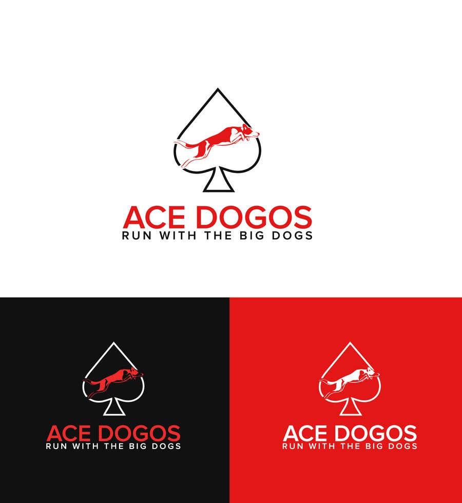 """Intrarea #248 pentru concursul """"Design a Logo for dog breeder"""""""
