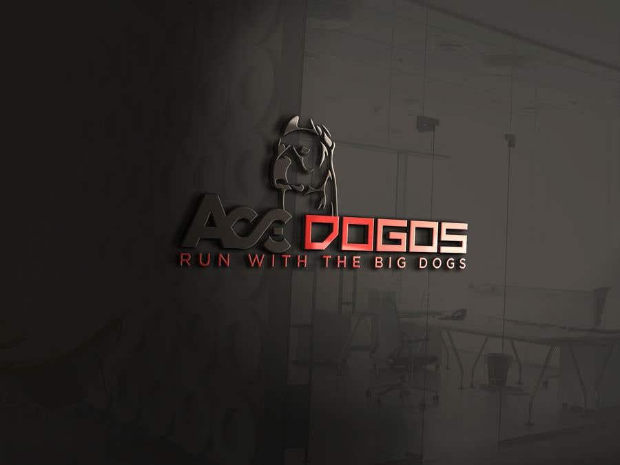 """Intrarea #237 pentru concursul """"Design a Logo for dog breeder"""""""