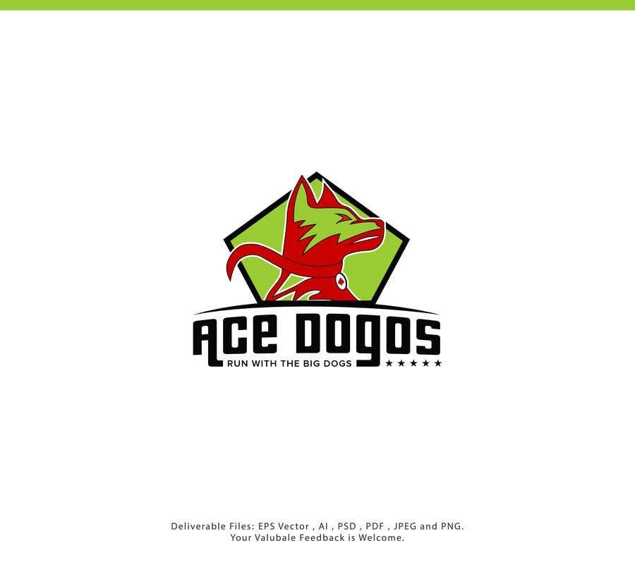 """Intrarea #83 pentru concursul """"Design a Logo for dog breeder"""""""