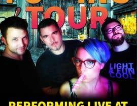 #27 cho Gig poster for a rock band bởi robertnabil