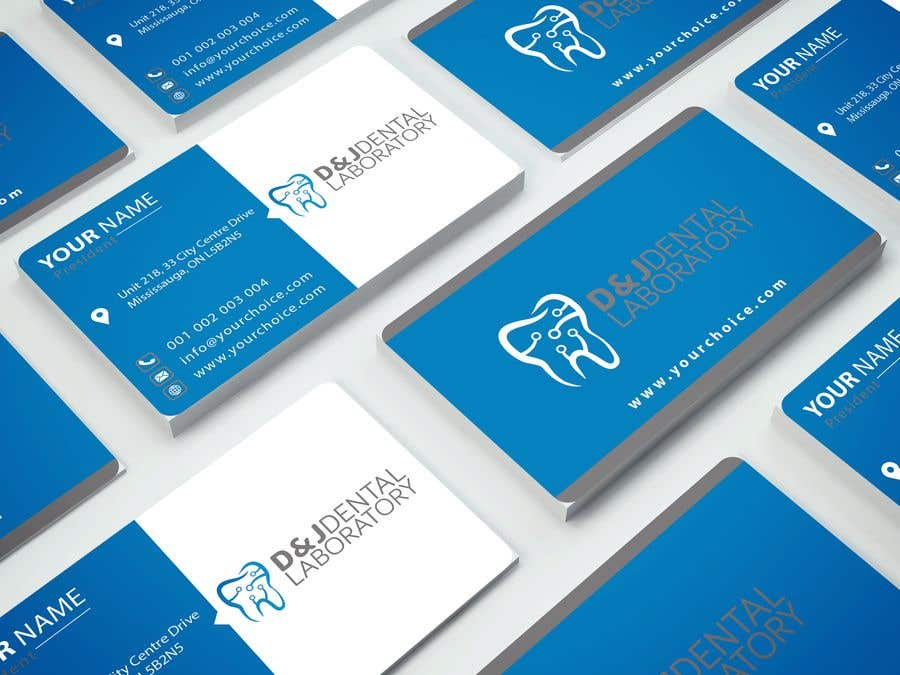 Entry #269 by tonmoyths for Design Business Card | Freelancer
