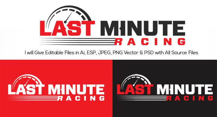 Entry 42 by kashifali239 for last minute racing logo and business contest entry 42 for last minute racing logo and business card design colourmoves