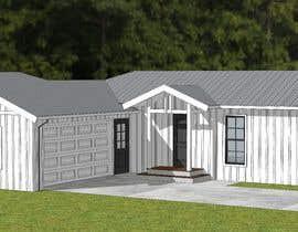 Nro 15 kilpailuun 2D or 3D Drafting/Design Ideas for front of residential ranch house käyttäjältä AICStudio