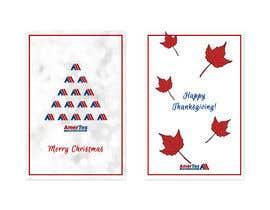 #31 untuk Company Holiday Card Creation oleh skae8