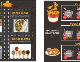 #15 untuk Design a new menu for my chicken shop. oleh Hannaneh