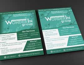 #19 pentru Design a 1 Sheet Marketing Flyer to Promote Our Business Services de către riadrudro8