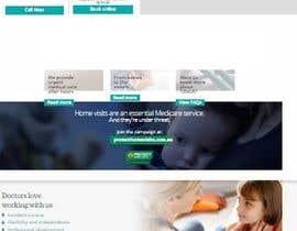 #29 for Design a Website Mockup by doroom