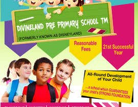 Alamin011 tarafından pre-school pamphlet/ leaflet 1 için no 8