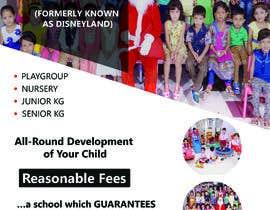 MDmahmudasif tarafından pre-school pamphlet/ leaflet 1 için no 7