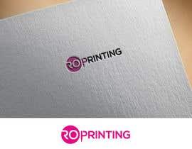Nro 86 kilpailuun Create a logo for printing online store käyttäjältä hasan812150