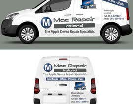 #37 for Design layout for Van graphics (livery) af TheFaisal