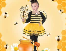 Nro 24 kilpailuun Design a Label for a Jar of Honey - Today! -- 2 käyttäjältä gonzalaswong