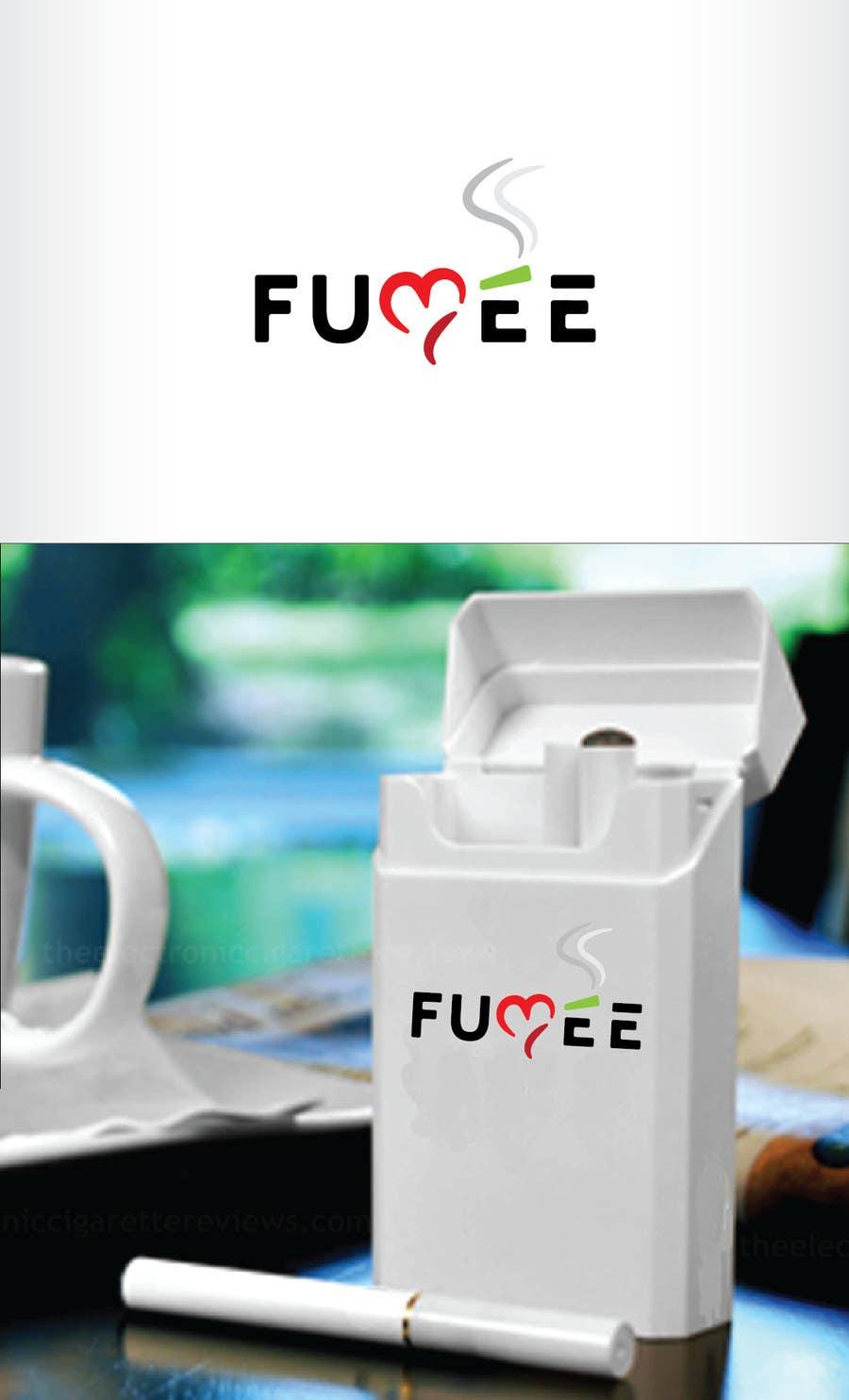 Bài tham dự cuộc thi #                                        295                                      cho                                         Logo Design for Fumée