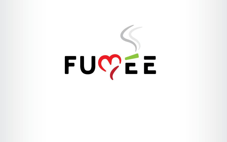 Penyertaan Peraduan #                                        294                                      untuk                                         Logo Design for Fumée