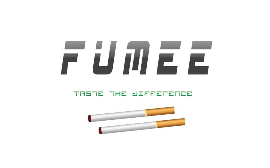 Конкурсная заявка №391 для Logo Design for Fumée