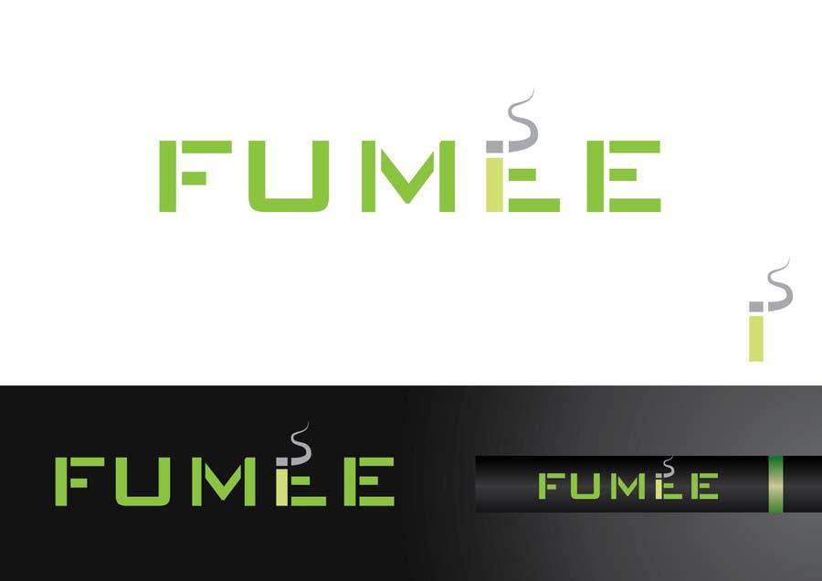 Penyertaan Peraduan #                                        204                                      untuk                                         Logo Design for Fumée