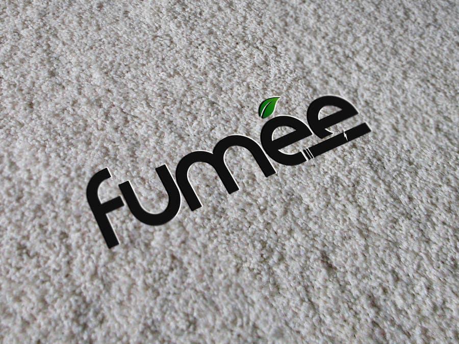 Penyertaan Peraduan #                                        343                                      untuk                                         Logo Design for Fumée