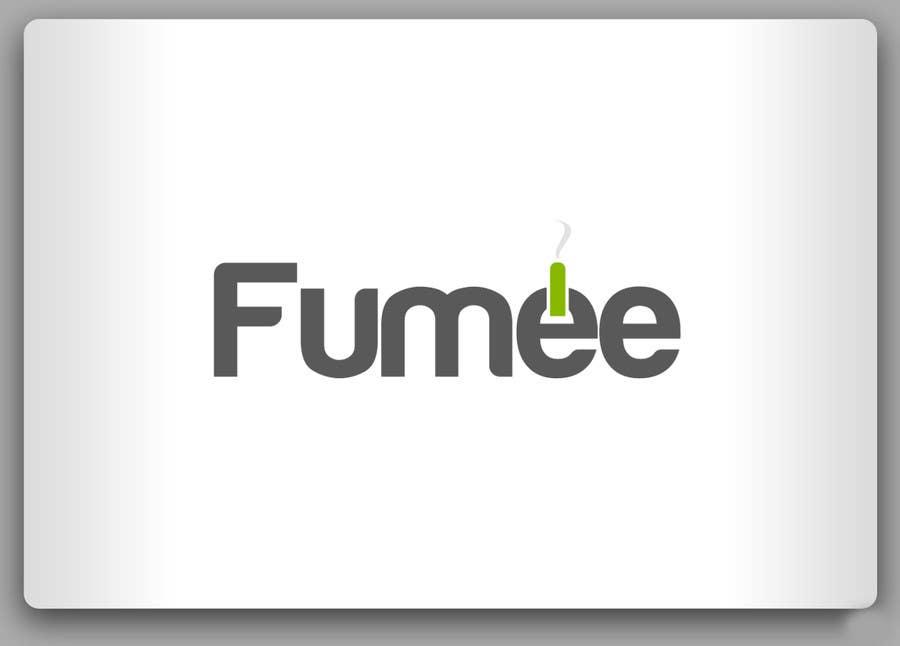 Penyertaan Peraduan #                                        236                                      untuk                                         Logo Design for Fumée
