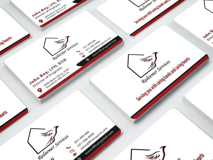 Entry #130 by tonmoyths for Design some Business Cards | Freelancer