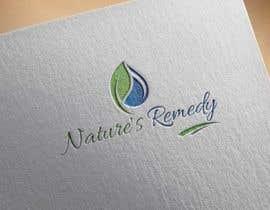 #184 untuk Natures Remedy Logo oleh technologykites