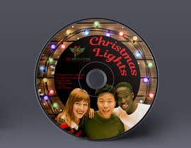 #61 for FAST turnaround - Christmas Jazz CD design using attached templates, PROVIDE editable graphic (replace photo later) by eybratka
