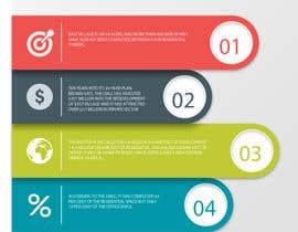 Nro 5 kilpailuun Design Infographic - ongoing work, winner gets hired hourly käyttäjältä alladin777