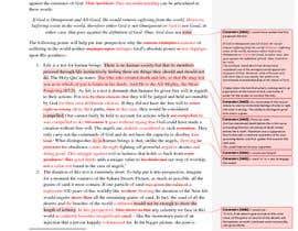 Nro 9 kilpailuun Edit and Critique a section from a book käyttäjältä NoussaybaRt