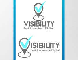 #78 for Diseñar logotipo VISIBILITY by delgadocelina