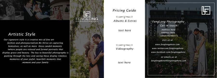 entry 3 by louiegi for design pricing brochure pdf freelancer