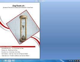 nº 8 pour Design a good-looking, well-designed 3-5 page PDF par Bshah7