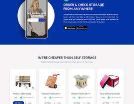 #36 for Homepage UI and Design for a new website by syrwebdevelopmen