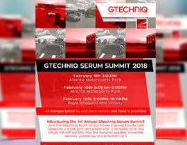 #23 for Gtechniq Serum Summit 2018 by Elly21