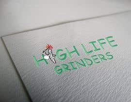 #7 untuk Logo for High Life Grinders oleh Iwillnotdance