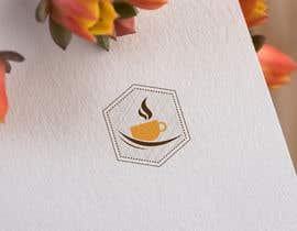 #51 for coffee shop icon logo af Moinkhan52
