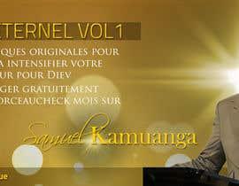#9 for Design a Banner for J'AIME L'ETERNEL af shahed25