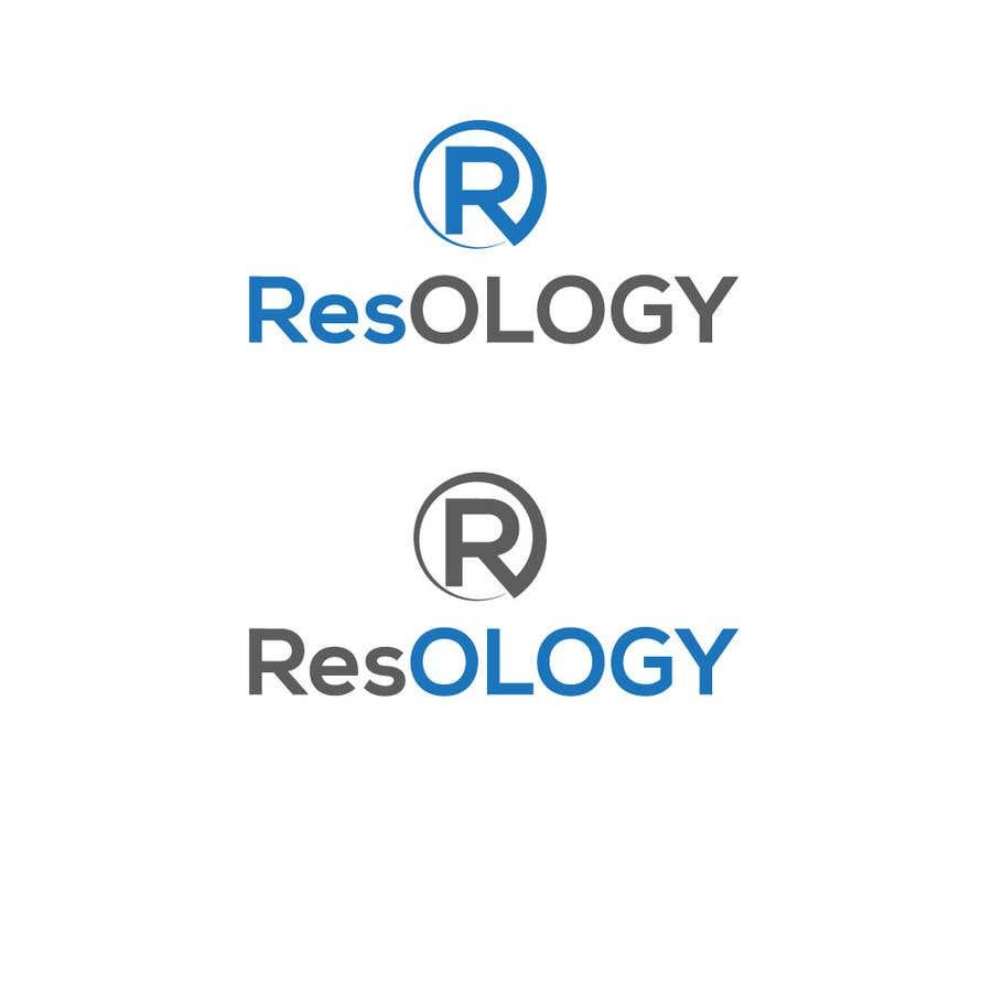 Penyertaan Peraduan #15 untuk Resology Combination Logo