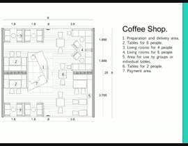 #13 for design an urban coffee shop by visibilizar