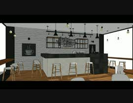 #20 for design an urban coffee shop by davigc2