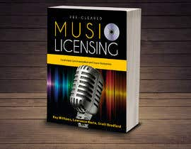 #10 for Create a Front Book Cover Image about Music Licensing by redAphrodisiac
