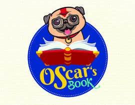 Nro 49 kilpailuun Bookstore Logo with Cartoon Graphic of Pug and/or Books käyttäjältä Onlynisme
