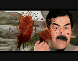 #14 for 10 second tv commercial for badsaddam studios by GueloFilms