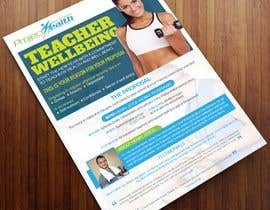 #33 for Flyer for schools fitness training by avizeet85