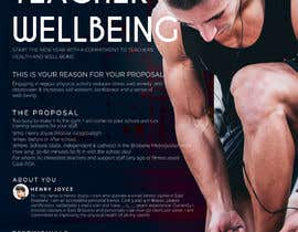 #30 for Flyer for schools fitness training by usamawajeeh123