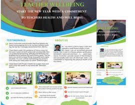 #34 for Flyer for schools fitness training by oukassa