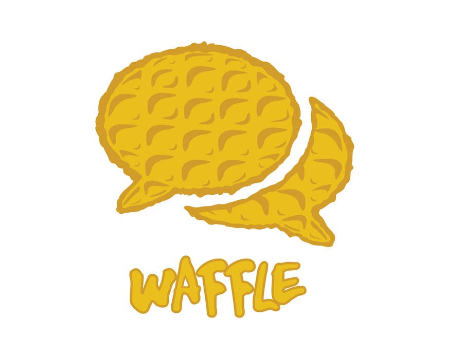Contest Entry #                                        849                                      for                                         Waffle App Logo
