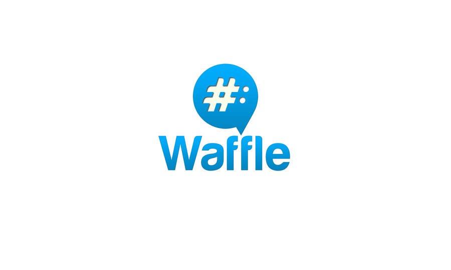 Конкурсная заявка №802 для Waffle App Logo