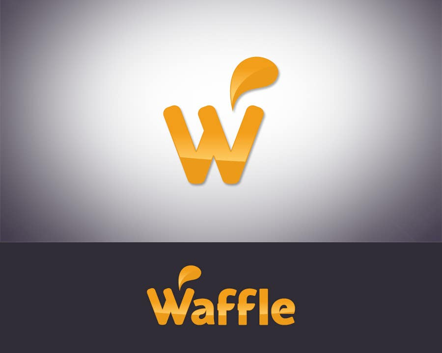 Contest Entry #                                        404                                      for                                         Waffle App Logo
