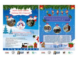 cristinacholeva tarafından DESIGN FLYER FOR CHILDRENS CHRISTMAS TOY GIVEAWAY için no 32
